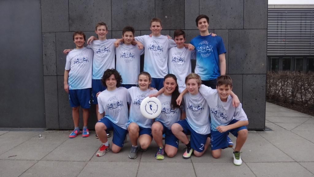 Teamfoto Münchner Kindl